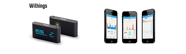 Withings Pulse Smart Fitness Tracker