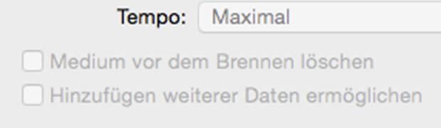 OS X 10.10 Yosemite - bootfähige DVD brennen