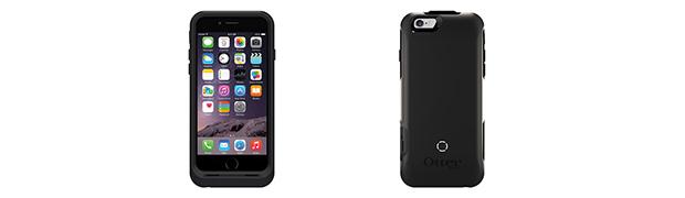 Schutzhülle mit Akku für das iPhone 6 - Otterbox Resurgence
