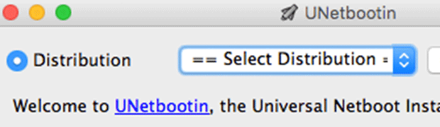 Bootfähigen Linux-Stick unter OS X erstellen