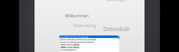 macOS 10.12 Sierra in VMware installieren