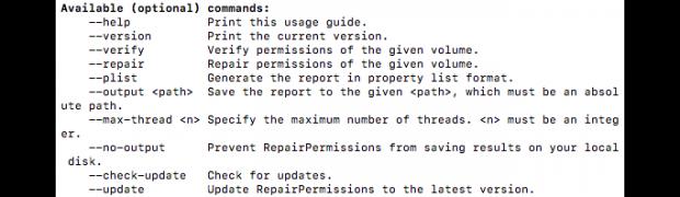 macOS 10.14 Mojave – Zugriffsrechte reparieren