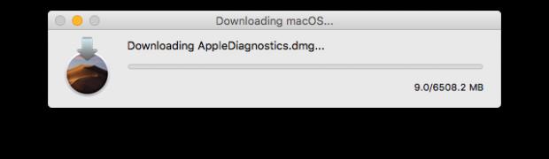 macOS Mojave 10.14 - vollständiger Installer