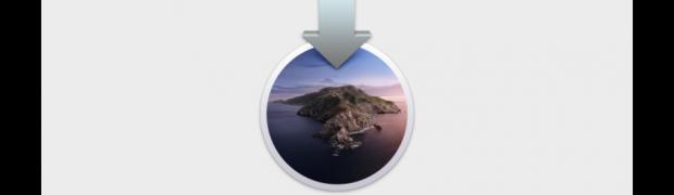 macOS Catalina 10.15 – vollständiger Installer